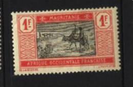 Mauritanie   N° 31  Neuf * Luxe   Cote Y&T  1,25  €uro  Au Quart De Cote