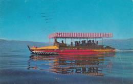 Cp , ÉTATS-UNIS , SALT LAKE CITY , Narrated Boating Tour , Détails Au Verso , Bateau - Salt Lake City