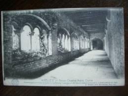NIVELLES - 1914 - Ancien Chapitre Noble - Cloître - Desaix  - Lot 198 - Nivelles