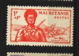 Mauritanie   N° 116  Neuf *  Luxe   Cote Y&T  1,00  €uro  Au Quart De Cote