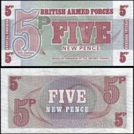 Great Britain 5 New Pence Banknotes Uncirculated UNC - Bankbiljetten