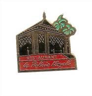 Le Palais Royal Restaurant  - - Badges