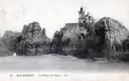 ILE BREHAT - Le Phare Du Paon (37) - Ile De Bréhat
