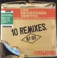 "CD  Les Négresses Vertes  ""  Remixes  ""  Hollande - Musik & Instrumente"
