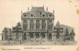 BAR LE DUC    CAISSE D EPARGNE - Bancos