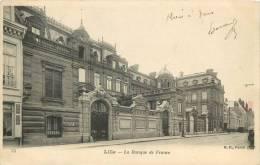 LILLE   BANQUE DE FRANCE - Bancos
