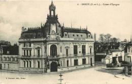 DREUX   CAISSE D EPARGNE - Bancos