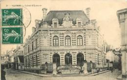 SAUMUR       CAISSE D EPARGNE - Bancos