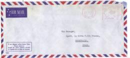 VER1148 - AUSTRALIA 22/9/1970  , Lettera Commerciale  Per L'Italia. ROSSA - 1966-79 Elizabeth II
