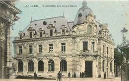 LANGRES         CAISSE D EPARGNE - Bancos