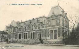 CHALONS SUR MARNE        CAISSE D EPARGNE - Bancos