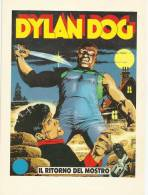 Cartolina  - Serie Fumetti   >   DYLANDOG  - Anno 1975. - Cartes Postales