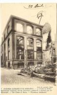 Cartes De 1914 - 1918    Le Crime De  REIMS  Rue Des Cordeliers - France