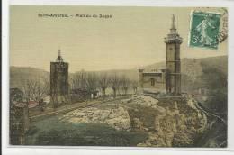 SAINT AMBROIX (GARD - 30) - CPA - PLATEAU DU DUGAS - Saint-Ambroix