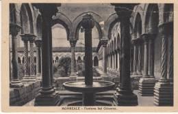 Italie Monréale Fontana Del Chiostro - Italia