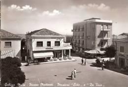 Gabicce Mare Piazza Matteotti Pensioni Lido E Da Tino - Pesaro