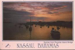 CARTOLINE - POSTCARD - CARTE POSTALE -  BAHAMAS - NASSAU - VIAGGIATA - Cartoline