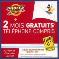 CLUB INTERNET. Surfez Disney. Mickey. - Connection Kits