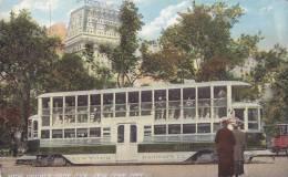 CPA - (tramway) états Unis - New York City - New Double Deck Car - Tram