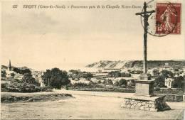 22341 ERQUY PANORAMA PRIS DE LA CHAPELLE NOTRE DAME - Erquy