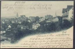 C4  /    Backnang  Gruss Aus ... 1901 - Backnang