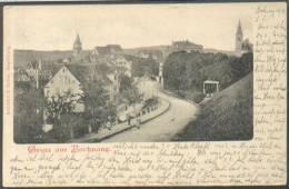 C4  /    Backnang  Gruss Aus .. 1903 - Backnang