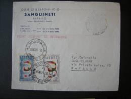 1957 - Europa, Serie Compl., Viaggiata Con Annullo 1° Giorno Di Emissione - 6. 1946-.. Repubblica
