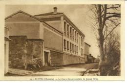 29 - RUFFEC - LE COURS COMPLEMENTAIRE DE JEUNES FILLES - France