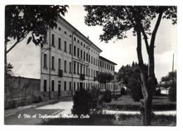 S. Vito Al Tagliamento. (Udine). Ospedale Civile  1961 - Other Cities