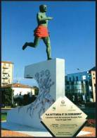 ITALIA CARPI (MO) 2008 - CENTENARIO MARATONA DORANDO PIETRI - OLYMPIC GAMES LONDON 1908 - C.U.