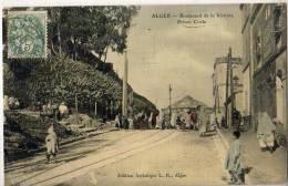 Alger    Bd De La Victoire  Prison Civile   (voir Scan) - Algiers
