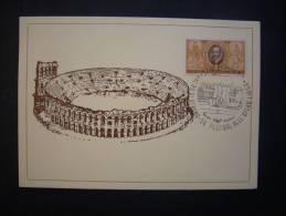 1977 - Cartolina Festival Dell´opera, Con Affrancature E Annullo 13-7-1978 Arena Di Verona - 6. 1946-.. Repubblica