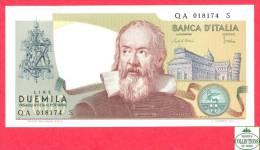 Italy - Italia -  2000 Lire - EF - Banknote - 1983 / Papier Monnaie Italie - Billet - [ 2] 1946-… : République