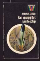 Space , Pocketboekje  Van Vuurpijl Tot Ruimteschip - Histoire