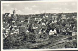 C4  /    Backnang   Ansicht 1957 - Backnang