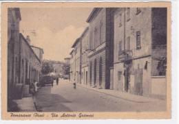 CARD POMARANCE VIA ANTONIO GRAMSCI   (PISA)  -FG-V-2---0882-14613 - Otras Ciudades