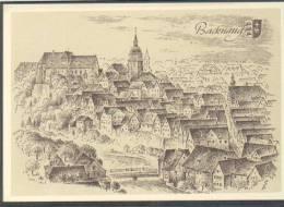 C4  /    Backnang   Württembergische Städtebilder - Backnang