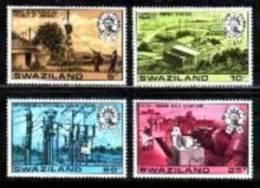 SWAZILAND 1978 MNH Stamp(s) Electricity 289-292 # 6647 - Swaziland (1968-...)