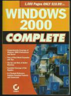 """""""Windows 2000 Complete""""  By Pat Coleman & Others.  Over 1000 Pages Of Help!                             1.0 Pa - Computing/ IT/ Internet"""