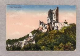 32410     Germania,     Ruine  Drachenfels,  VGSB  1921 - Drachenfels