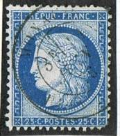 Timbre De France No 60  Oblitéré «Monaco Principauté» - Monaco