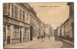 BOURBOURG - NORD - RUE DE GRAVELINES - France