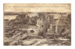 Cp, 22, Buguélés, Ile Illiec, Habitation Du Maëstro Ambroise Thomas, écrite - France