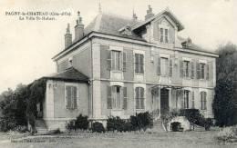 "PAGNY LE CHATEAU(  Beaune ) "" La Villa St Hubert "" - Beaune"