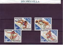 BULGARIA, 1995, ATLANTA 96, 3609/12, DEVE050 - Verano 1996: Atlanta