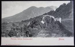 Meran Obermais, Schloss , Trautmannsdorf, 1900-1910 / Merano - Merano