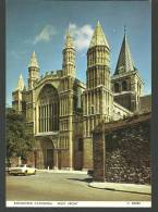 ROCHESTER CATHEDRAL - WEST FRONT - Other