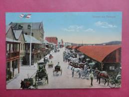 Bermuda--  Steamer Day        -- Circa 1910- Not Postally Mailed------------  Ref 718 - Bermudes