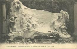 PARIS 20 - Avenue D'Alfred De Musset Par Moncel - Arrondissement: 20
