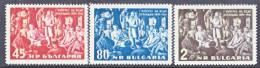 Bulgaria 1174-6  *  . - 1945-59 People's Republic
